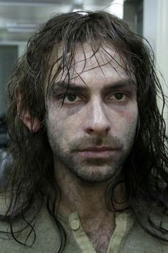 When Kili was sick Fili Y Kili, Kili And Tauriel, Game Of Thrones Prequel, Make Up Test, Hobbit Films, Call And Response, Sick Baby, Aiden Turner, Special Makeup