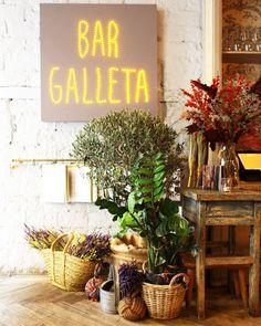 Bar Galleta en Madrid - Tendencia Cool