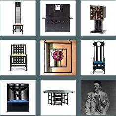 Charles Rennie Macintosh design