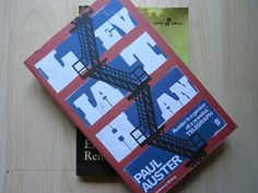 Leviathan, my all-time favorite book Paul Auster, Book Marks, Fiction, Editorial, Gift Wrapping, Facts, Reading, Cover, Books