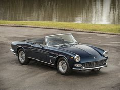 1966 Ferrari 275 GTS - RHD Maintenance/restoration of old/vintage vehicles: the material for new cogs/casters/gears/pads could be cast polyamide which I (Cast polyamide) can produce. My contact: tatjana.alic@windowslive.com