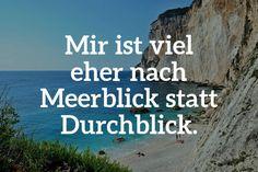 Kann man so stehen lassen! :) Hole dir auf unsere Webseite den Durchblick über deinen nächsten Sommerurlaub!