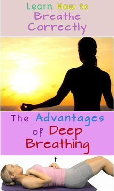 Maybe you don't pay that much attention to the way you breathe, but deep breathing can help you live longer and be happier. Try to breathe deeply into your abdomen through the nose, not the mouth. Oral Health, Health Tips, Health And Wellness, Health And Beauty, Health Fitness, Get Healthy, Healthy Life, I Need To Know, Mindfulness Meditation