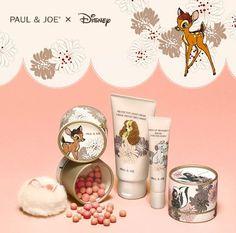 Paul & Joe Kawaii Beauty - Disney - Bamby, Aristogatti, Lilly