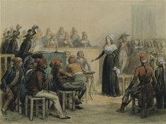 Le Procès de Marie-Antoinette Raffet Denis Auguste Marie (1804-1860)