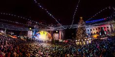 S-au aprins beculetele de Craciun in Bucuresti! (FOTO) Events, Concert, Recital, Concerts