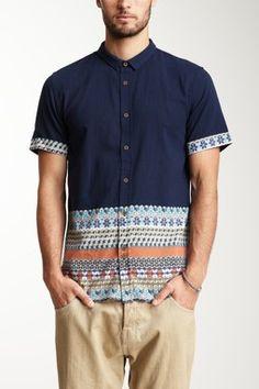 Zanerobe Heath Short Sleeve Shirt