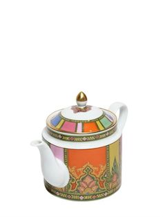 ETRO HOME - HOLIWELL COLLECTION TEAPOT - LUISAVIAROMA