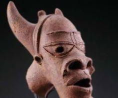 La enigmática Civilización NOK, su creación y origen mitológico en África.