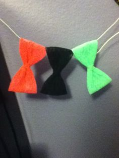 Claire's bows, buy 2 get one 50%off!!