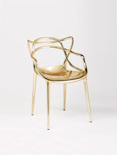 Cadeira Master. Designer: Philippe Starck / kartell.