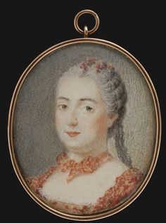 Louise-Marie de France, 1765 after 1763 Drouais portrait