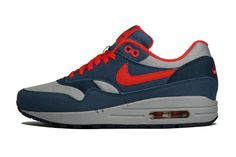 Nike Sportswear Air Max 1 2012 Holiday Collection #Sneaker #Nike #AirMax1