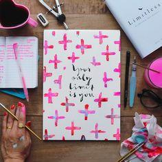 Blog — Niki Pilkington / Your only limit is you.  #MotivationMonday #Limitless#Typography #QOTD