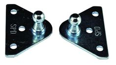 JR Products BR-1020 10mm Flat Gas Spring Mounting Bracket JR Products http://www.amazon.com/dp/B000BRF38Q/ref= for Murphy bed