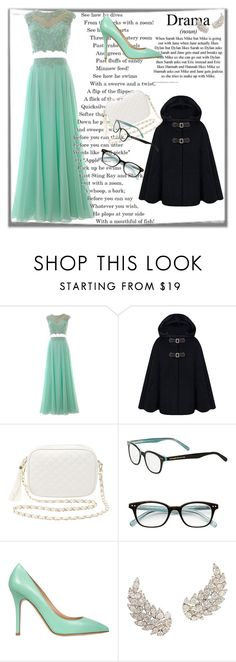 """""""Untitled #336"""" by meghan-white2 on Polyvore featuring Charlotte Russe, Kate Spade and Semilla"""