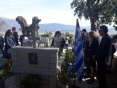 Μνημόσυνο για τον Κωνσταντίνο Κατσίφα τέλεσε ο Αργυροκάστρου Δημήτριος Mount Rushmore, Mountains, Nature, Travel, Naturaleza, Viajes, Destinations, Traveling, Trips