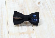 Bowtie Star Wars by Magicfabricbag on Etsy