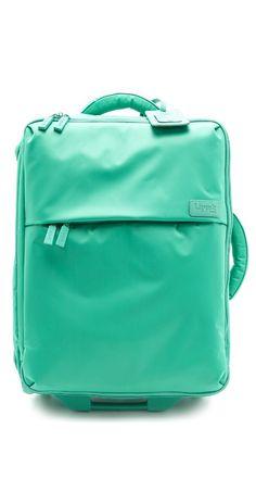 "Lipault Paris Foldable 22"" Wheeled Carry On Bag | SHOPBOP"