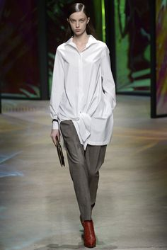 LOOK | 2015-16 FW NY COLLECTION | THAKOON | COLLECTION | WWD JAPAN.COM