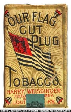 Our Flag Tobacco Pack