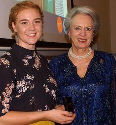 3df68dc438e6 Princess Benedikte attended DFfR s 2018 Award Night