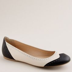 Love love love love love. I wish for shoes just like this in my humongous size.    Pinned from J.Crew
