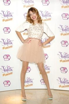Martina Stoessel Clothes