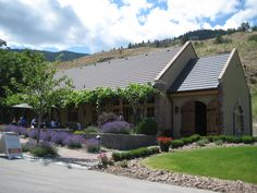 RECOMMENDED Restaurant : Terrafina at Hester Creek Winery, Oliver, British Columbia, Canada. Photo by J.M.Bell. http://www.hestercreek.com/