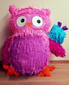 Piñata buho