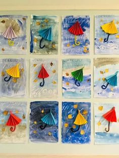 The Best Winter Art Projects for Kids and Teens Kindergarten Art, Preschool Crafts, Crafts For Kids, Arts And Crafts, Paper Crafts, Autumn Crafts, Spring Crafts, Classe D'art, Art Classroom