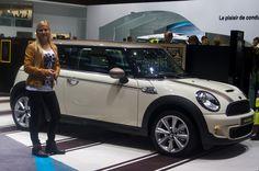 Mini Hyde Park at 2013 Geneva Motor Show