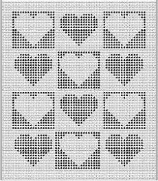 46 Ideen häkeln Decke Muster geometrische Garne, Knit blankets are one of our favorite weaves that we see in our grandparents. with knitted blankets that have a nostalgic air, you can travel to the past in y Crochet Heart Blanket, Baby Afghan Crochet, Blanket Yarn, Knitted Baby Blankets, Crochet Squares, Fleece Blankets, Filet Crochet, Crochet Chart, Crochet Stitches