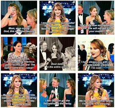 Jennifer on her mother