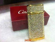 Cartier cigarette lighter