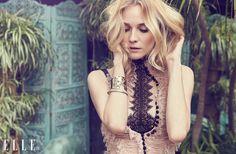 Diane Kruger for ELLE Canada
