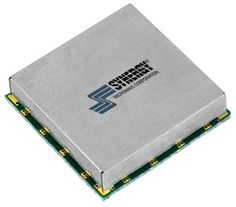 Synergy Microwave's  HFSO1000-5 is an ultra-low phase noise oscillator that can be phase locked for single frequency applications as reference frequency translators for instrumentation and radar markets