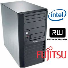√ PC Fujitsu Esprimo P3500 P-D 820 2.8GHz 1024Mb 80Gb DVD±RW Tower XPPro [Senza Sistema Operativo] a 84€