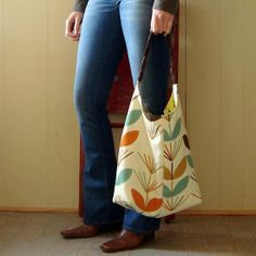 Autumn Bucket Tote By Sundayafternoon On Etsy, $55.00 >> Loving This Bag!