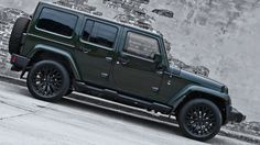 Army Green Jeep | The inspiring Green Army Jeep Wrangler Sahara 28 Diesel 4DR Jeep ...