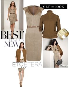 """""""Etcetera Spring/Summer 2013 - Right off Designer runways"""" by etcetera-nyc ❤ liked on Polyvore"""
