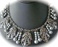 Bead Fringe necklace