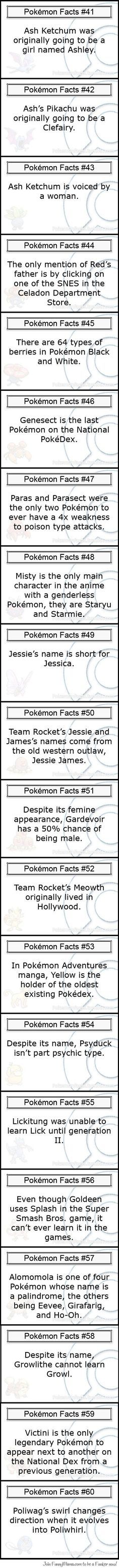 me saves a game did i save saves again just to make sure  pokemon facts part channel pokemon pokemon facts ynitgla part ash ketchum was originally going to be a girl pokemon facts 3 part