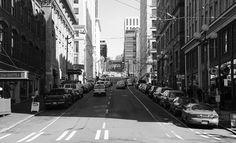 Cherry Street, Seattle, Washington, US, 26th March 2015