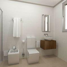 Baño diseñado por Fábrica de Arquitectura para una vivienda unifamiliar en Sevilla. Tanto los materiales como los aparatos sanitarios son de Porcelanosa. Alcove, Bathtub, Bathroom, Gadgets, Sevilla, Architecture, Interiors, Standing Bath, Bath Room