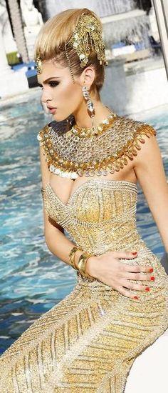 Golden Glamour ♥✤   KeepSmiling   BeStayBeautiful