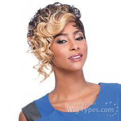 Sensationnel Synthetic Wig Instant Fashion Wig - TIKA (futura) [8507]