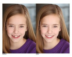 The magic of retouching  Catchlight Studio kids