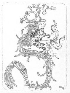 """Spark a Reaction -- Q is for Quetzalcoatl. TheOrder of Quetzalcoatl, colloquially known as the """"Q"""", is aMasonicinvitational body. The Order derives its terminology from Nahuatl, and its rituals arelooselybased on Aztec ritual, including the use of the teponaztli war drum and the sacred drink,pulque.[1]"""