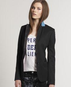 Superdry Rock Rebel Jacket - Women's Jackets & Coats